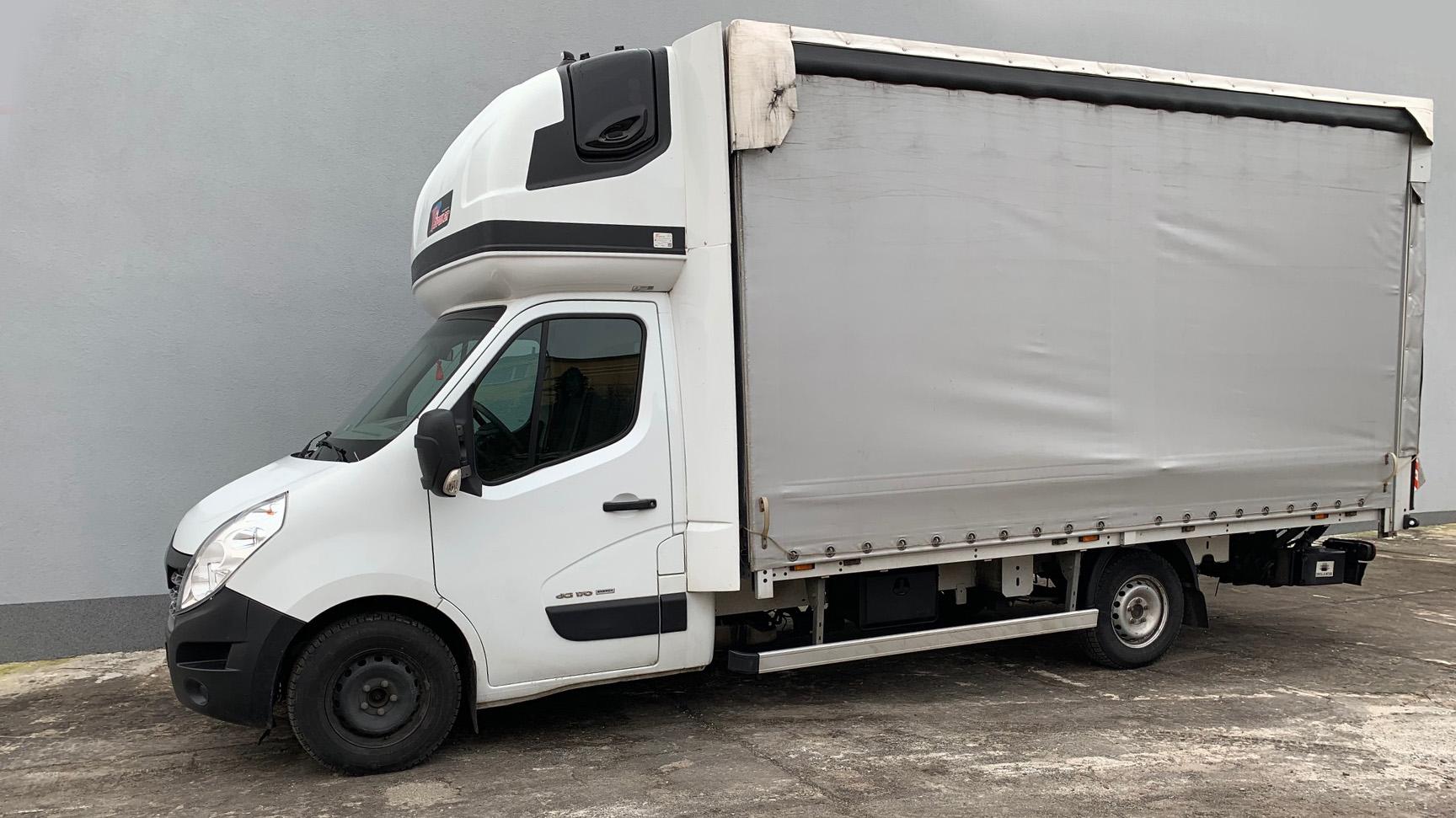 Renault Master Plandeka 11 EP